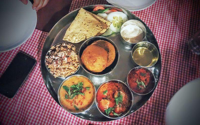 Bikaneri Food