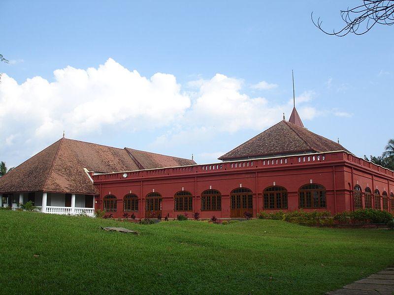 Kanakakunnu Palace, Kerala