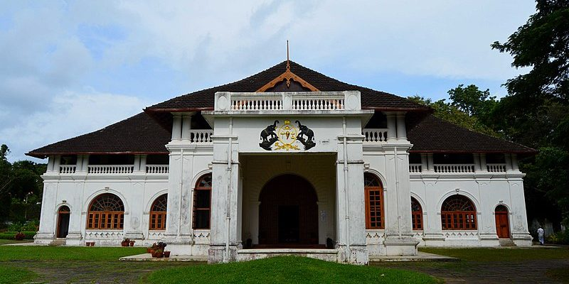 Palaces to visit in Kerala