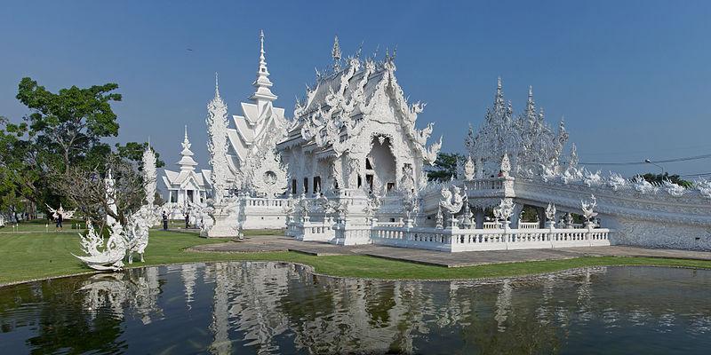 a white palace