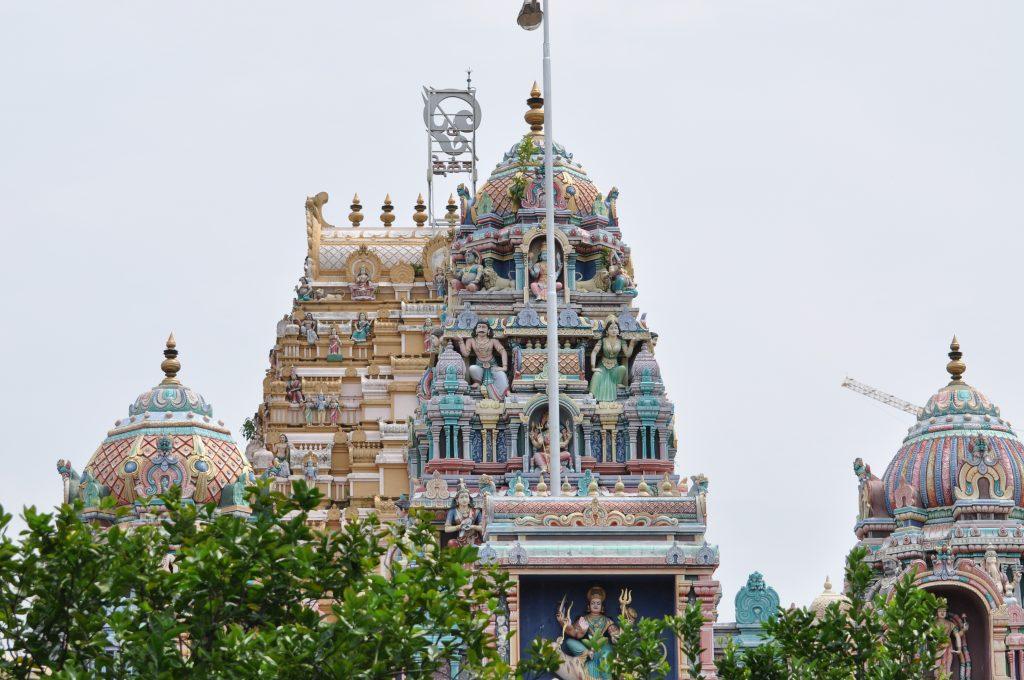 Arulmigu Karumariamman Temple,