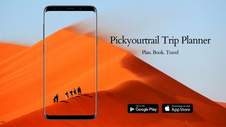 Trip Planner - Pickyourtrail