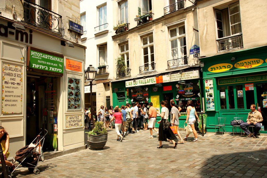 Paris Marais