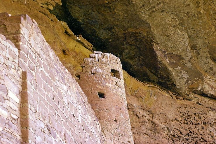 Cliff Palace Tower