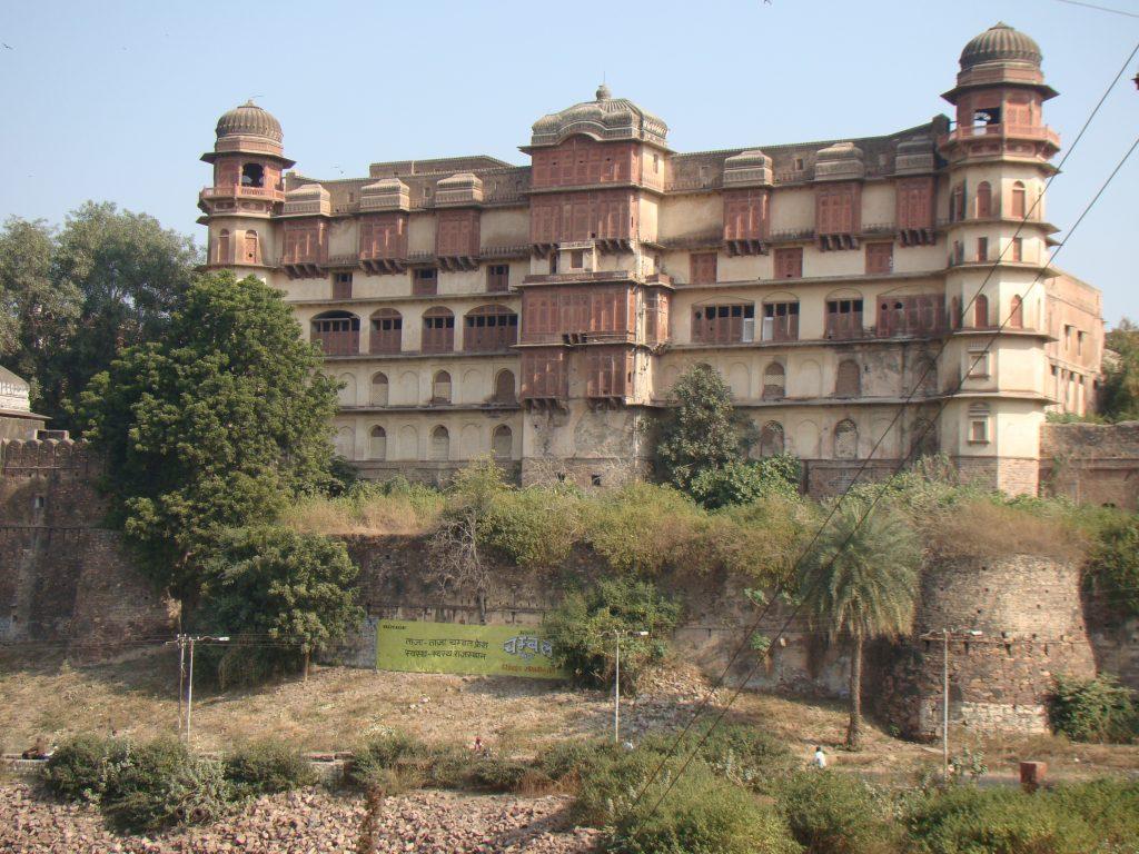 Kota's City palace.