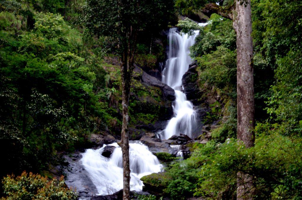 Iruppu falls