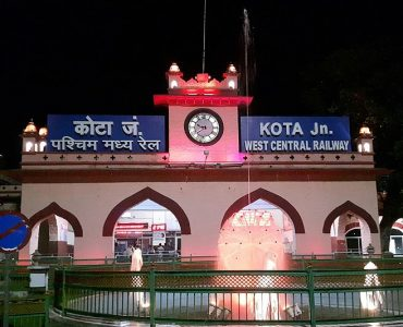 Kota railway station