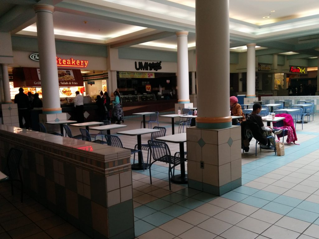 Northlands food court
