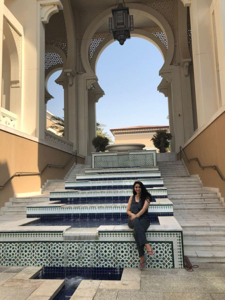 The grand architecuture of resort