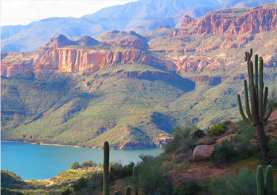 Apache Trail, Phoenix