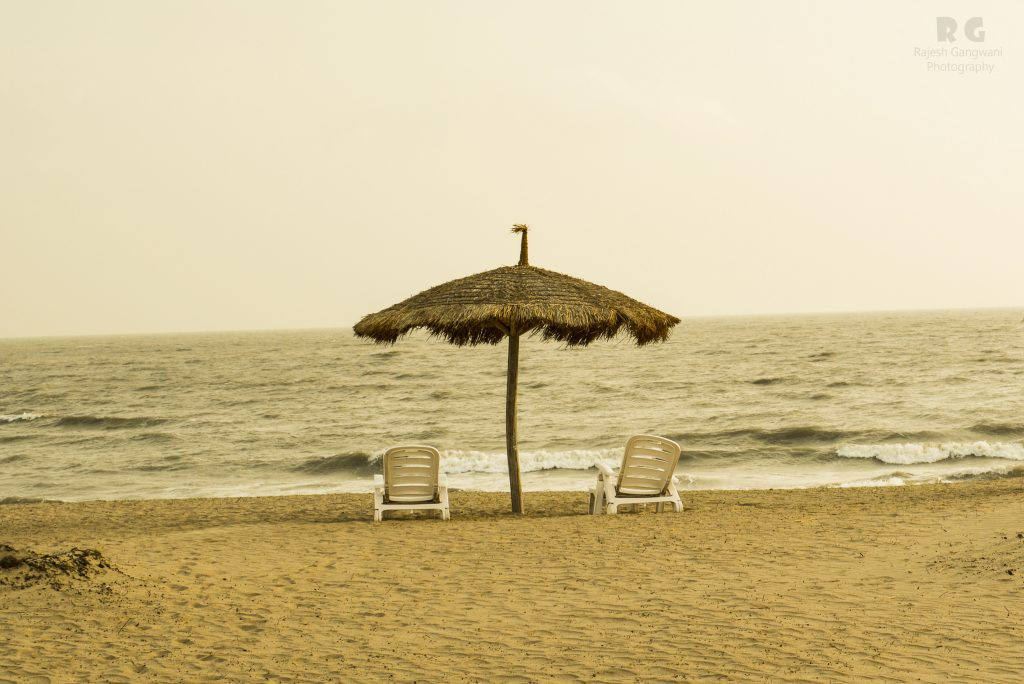 Mandvi Beach, Gujarat
