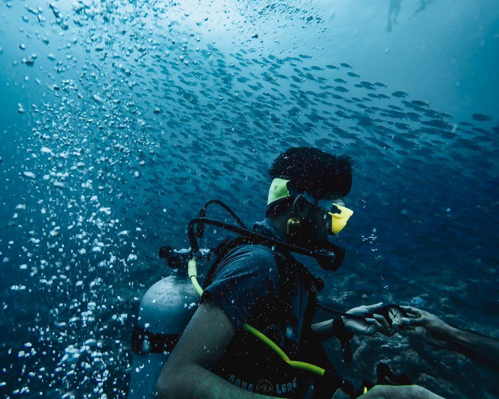 Scuba Diving in Rosarito