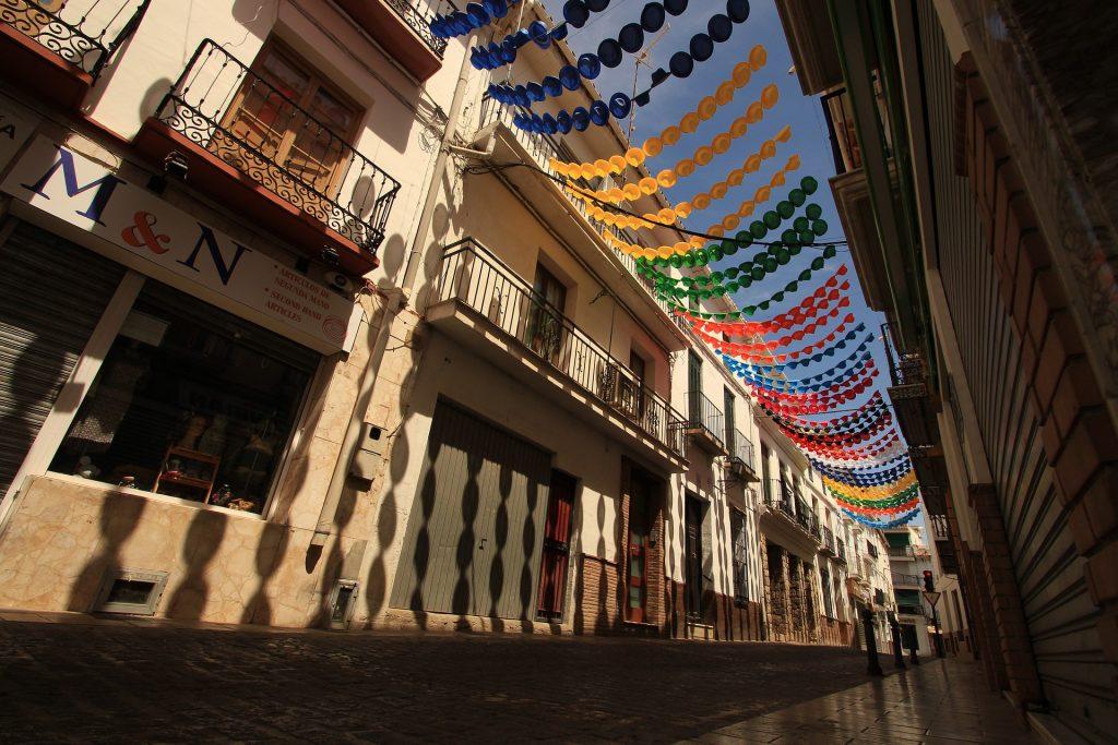 Siesta in Spain