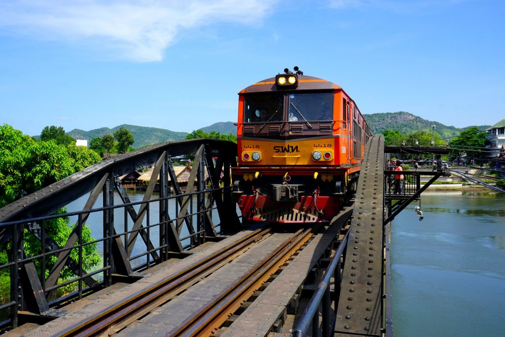 Death Railway – Kanchanaburi, A unique offbeat places to visit in Thailand