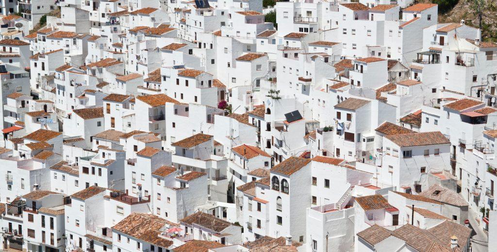 Spain buildings