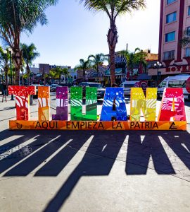 A click in Tijuana