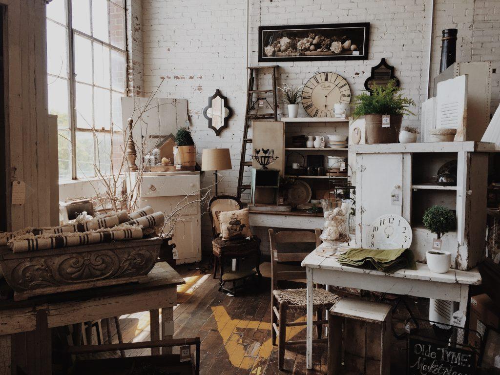 Vintage Shops in Sydney,