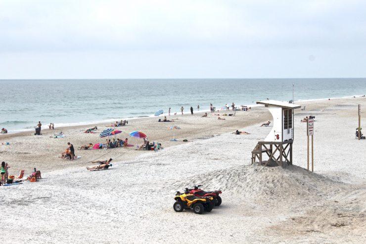 Beaches in North Carolina