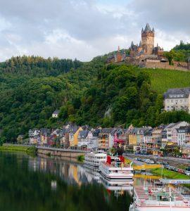 Romantic cities in Germany