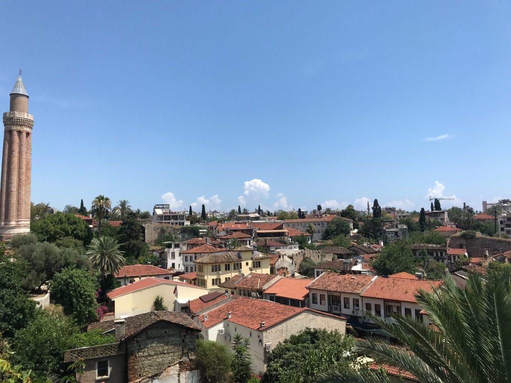Antalya to Fethiye