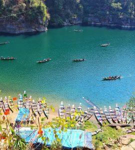 Relaxing tour to Meghalaya
