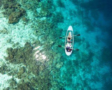 Top island in Maldives