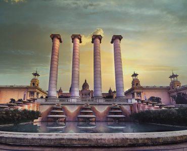 A stunning click in Montjuïc