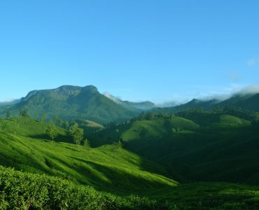 Trekking in Kerala - Munnar