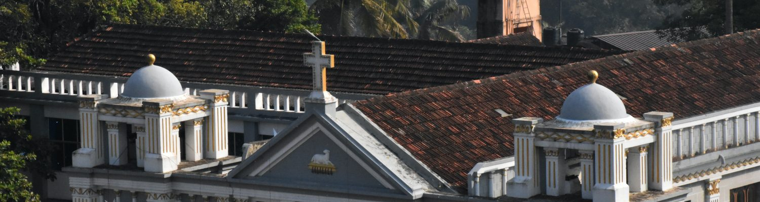 A church in Kottayam