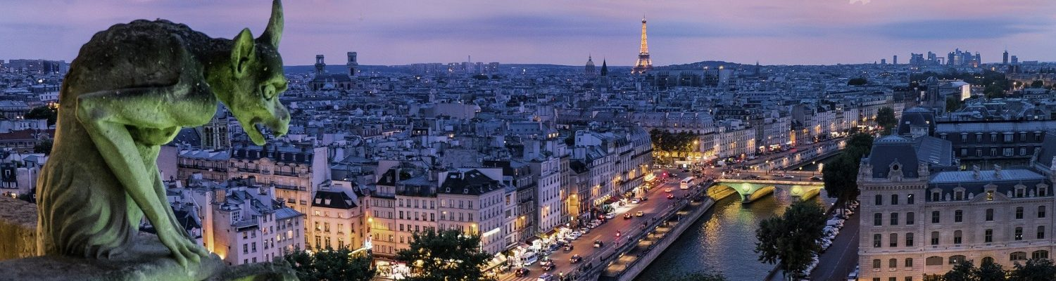 recommended tours in Paris.