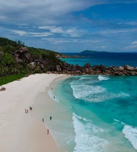 Grand Anse beach, Grand Anse, Seychelles