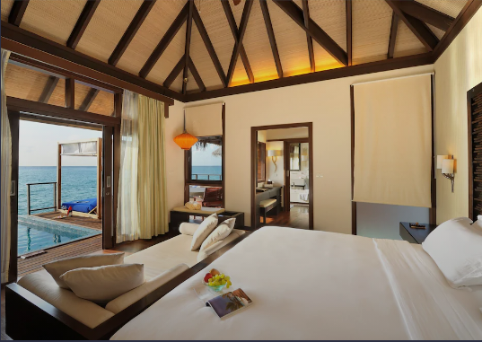 Coco Bodu Hithi rooms