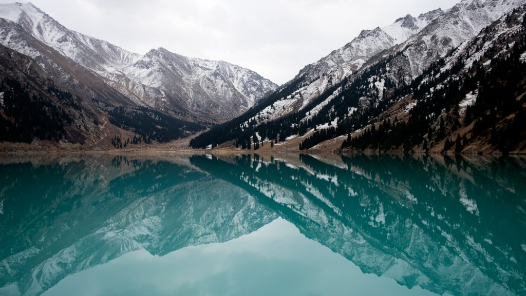 The beautiful Kazakhstan.