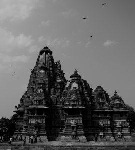 Famous Khajuraho in Madhya Pradesh