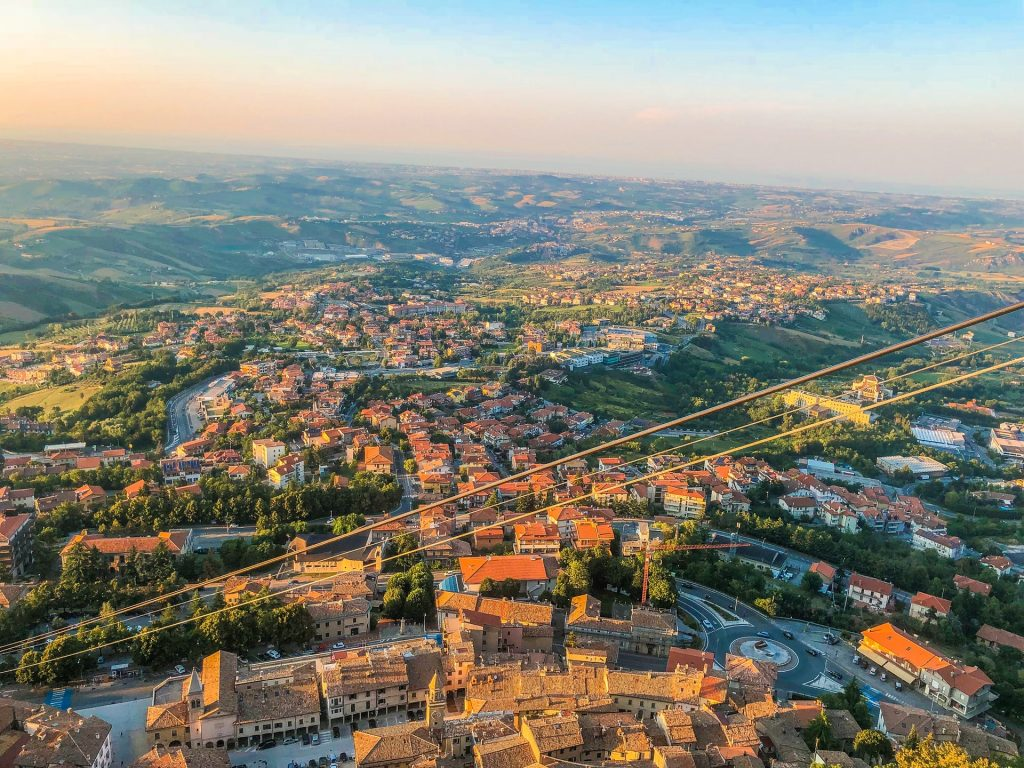 San Marino smallest country in the world by population