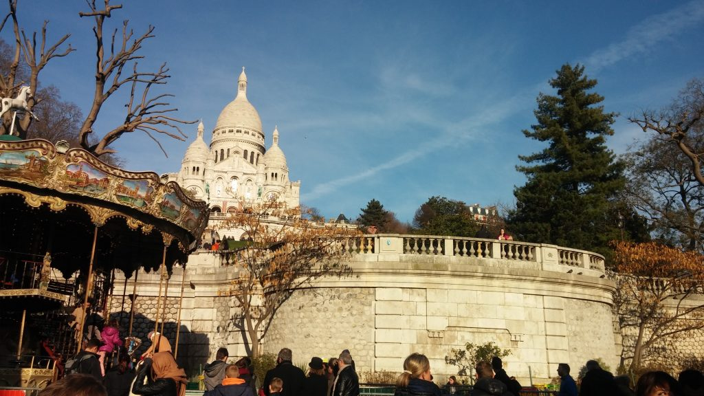The Informed tourism in Boho Montmartre.