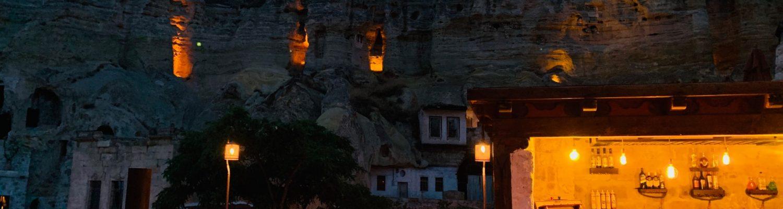 Cappadocia cave hotel