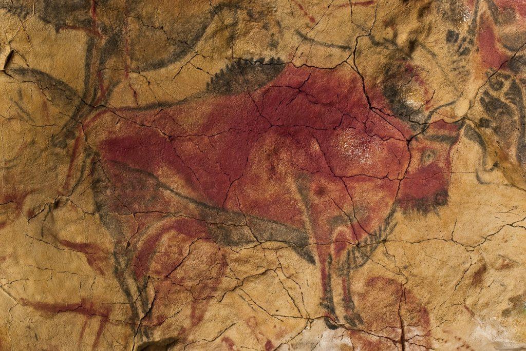 Palaeolithic cave art of Altamira