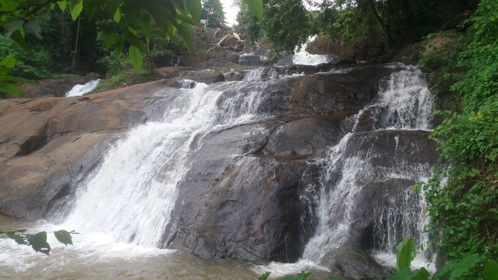 Aruvikkuzhi Waterfall, one of the best places to visit in Kumarakom