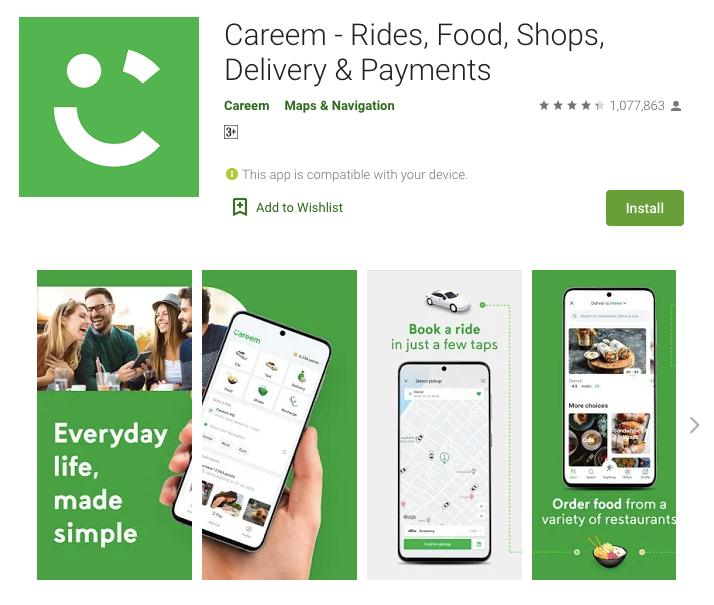 Careem-mobile-app