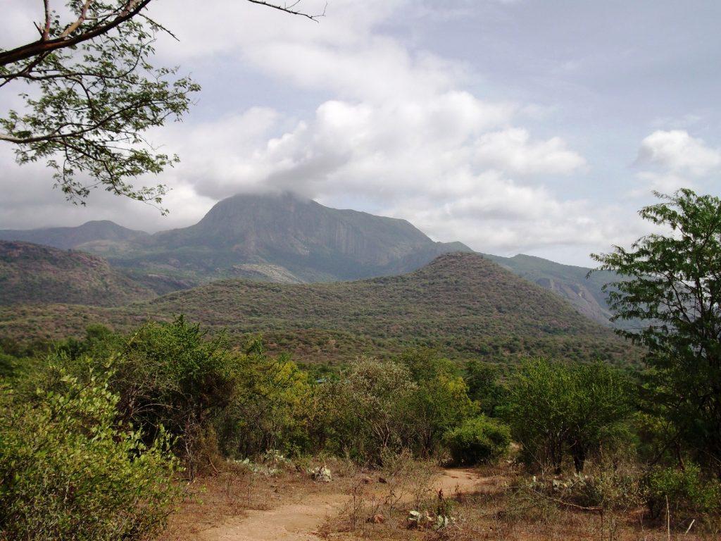Kumarikkal Mala, One of the highest peaks in Kerala