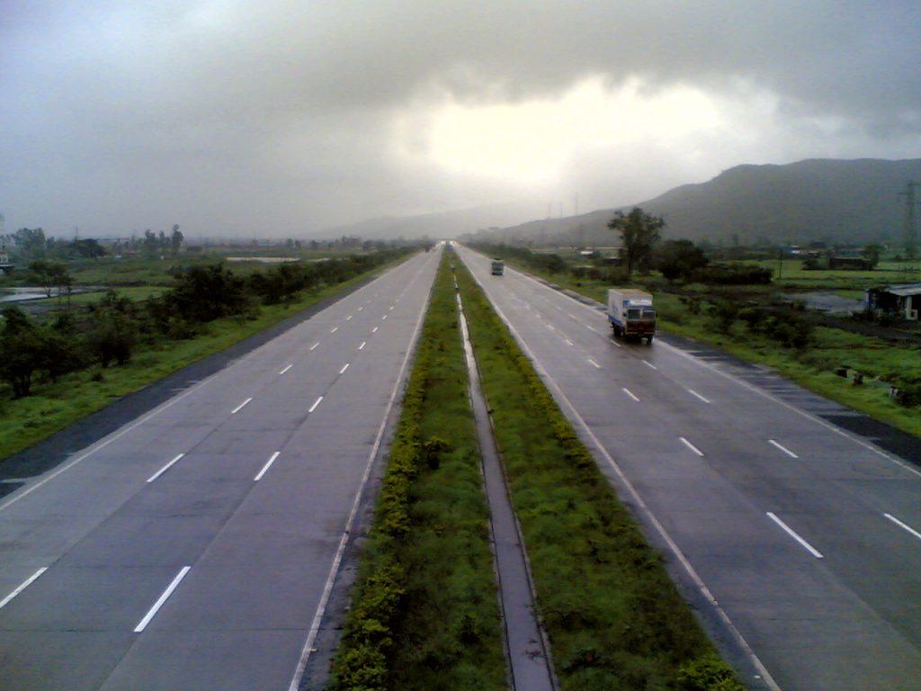 Maldives from Mumbai via road.