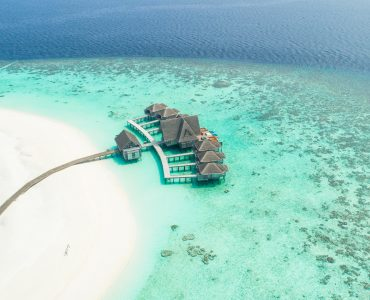 Best Over water Villas in the Maldives