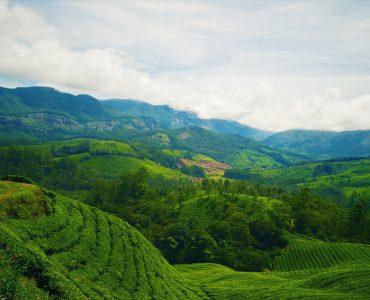 A peak in Kerala