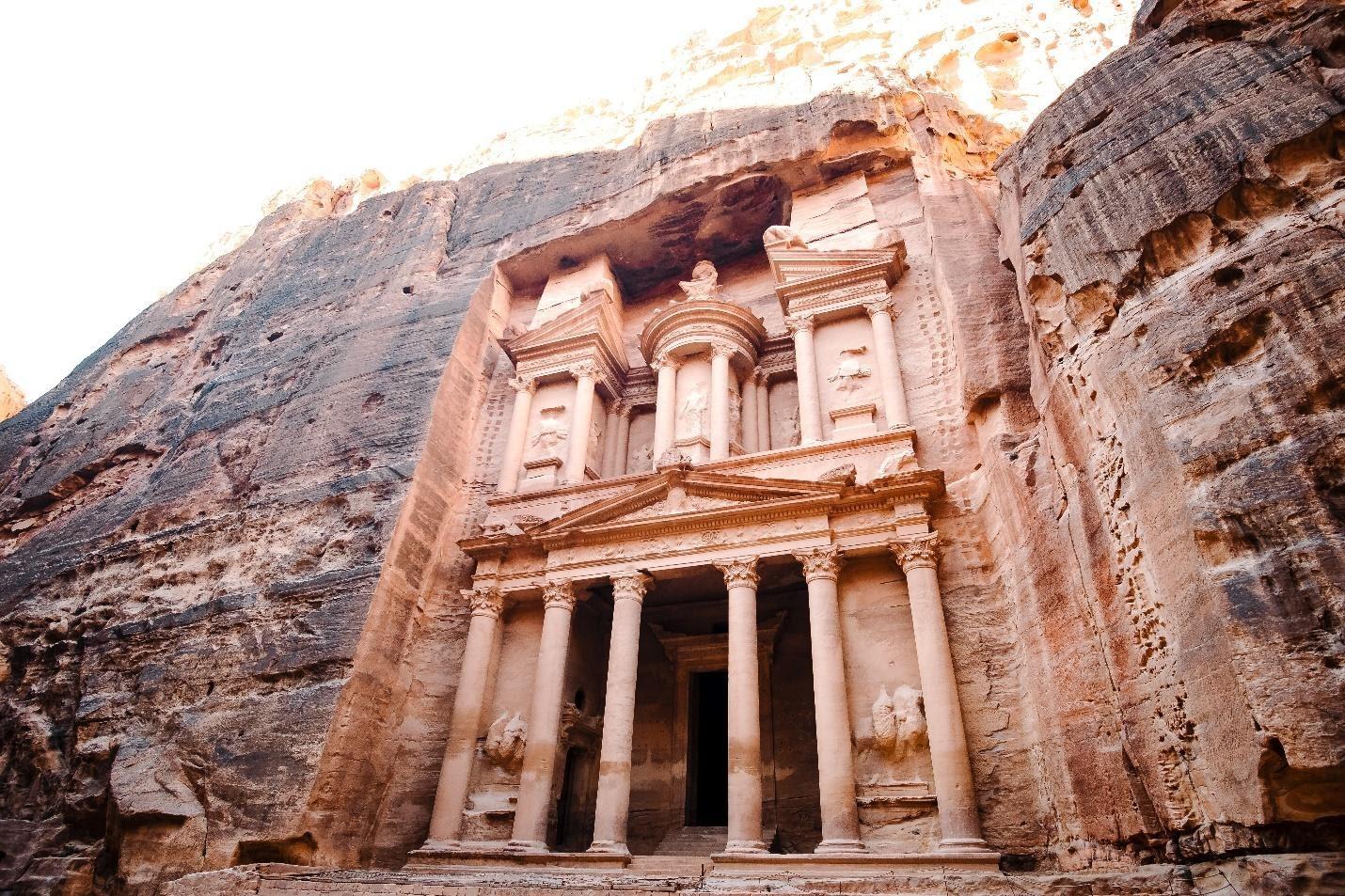 Petra, Jordan – Indiana Jones and the Last Crusade
