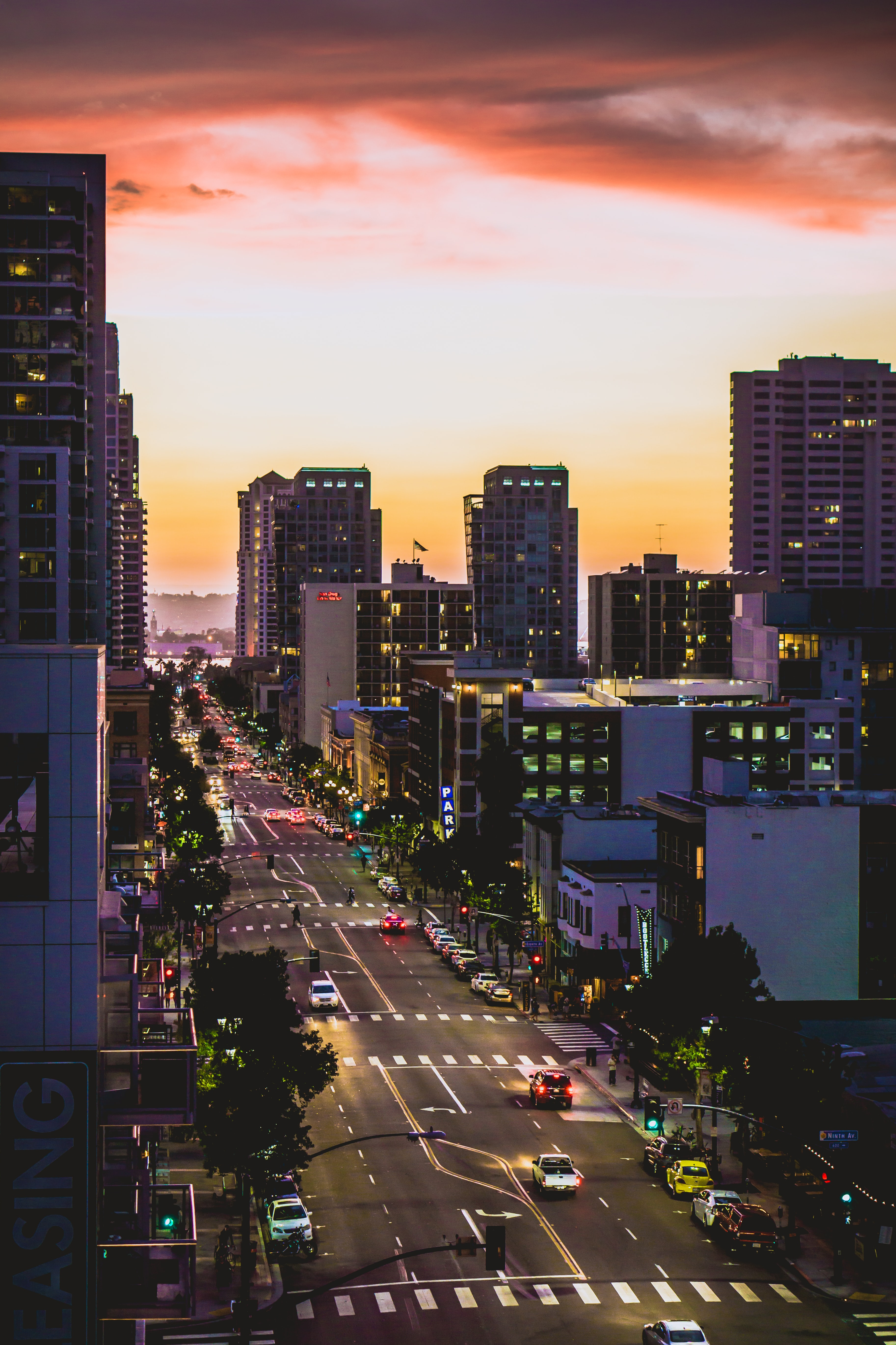 East Village in San Diego