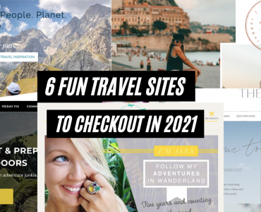 6 Fun Travel Sites to Check out