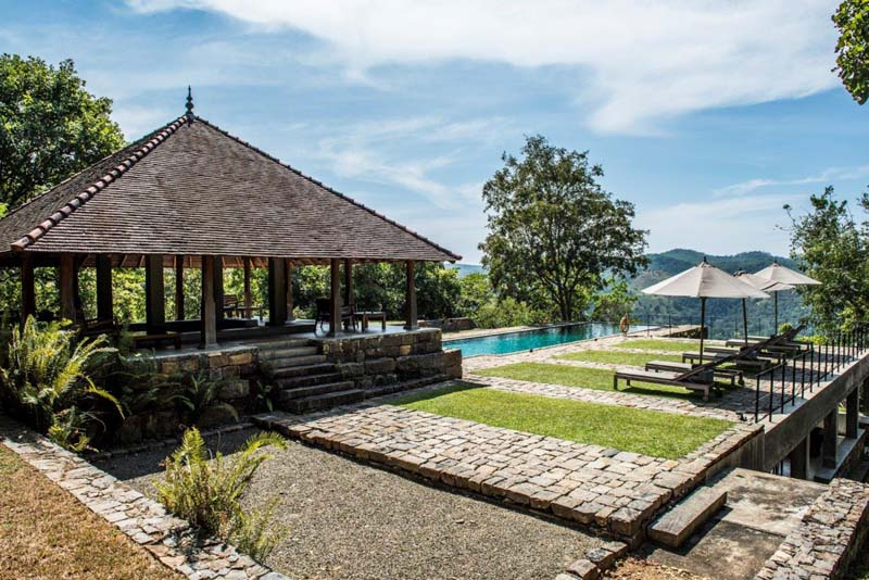 LIVING HERITAGE KOSLANDA, uno de los mejores resorts de Sri Lanka
