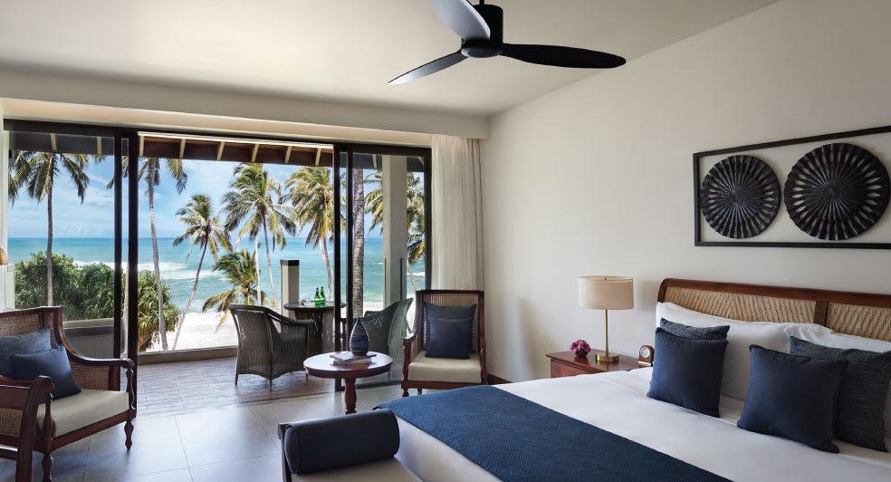 Anantara Peace Haven Tangalle Resort en Sri Lanka