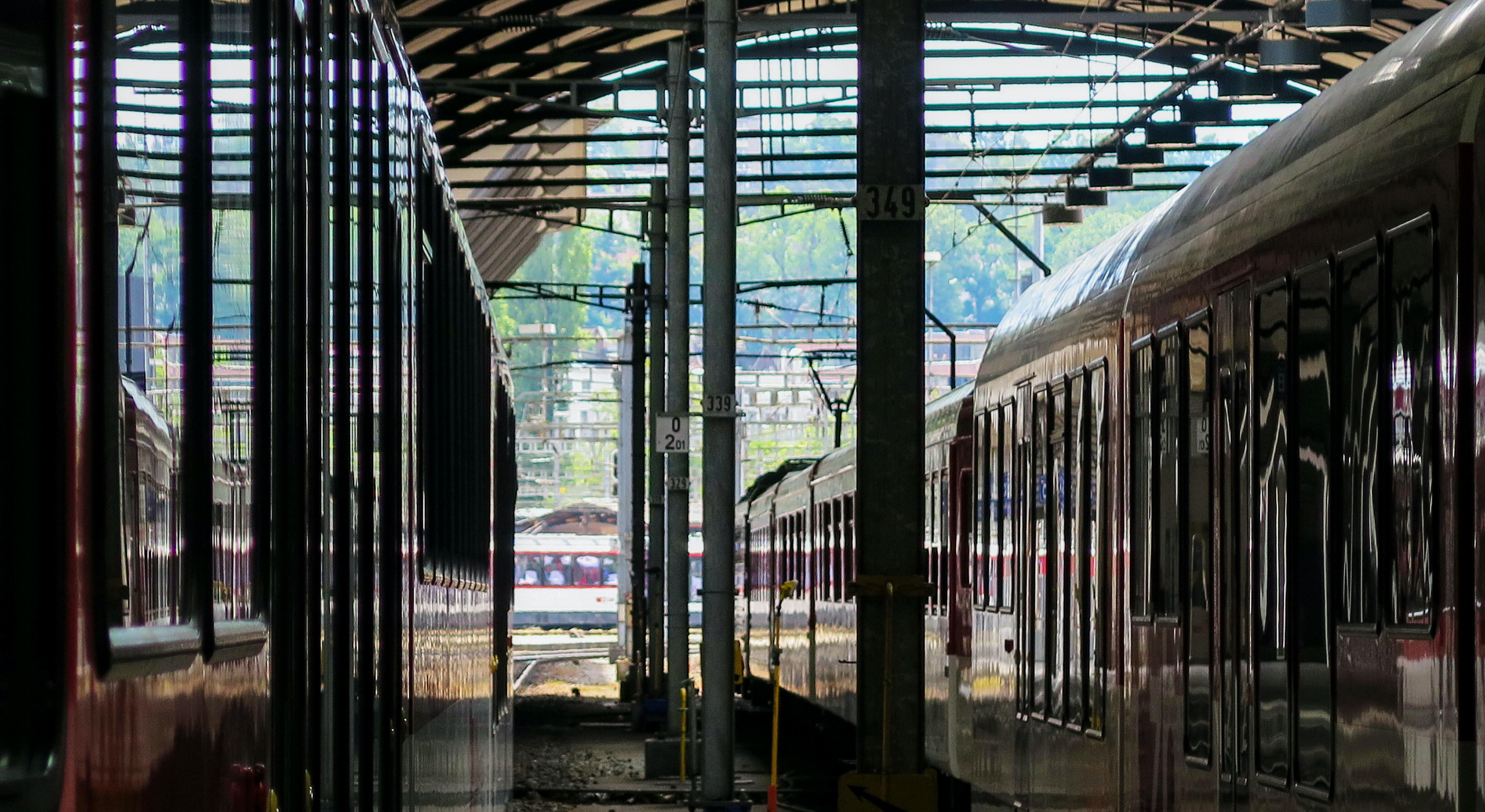 Lucerne main station
